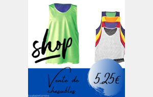 Ventes Chasubles